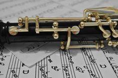 #oboe #music #woodwind #sheetmusic #Nikon #photography
