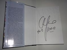 CHRIS JERICHO *SIGNED* BOOK A Lion's Tale : Around the World in Spandex WWE  http://r.ebay.com/J5vGq0