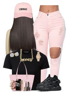 featuring NIKE, Rolex, Kate Spade, Chanel, Marc Jacobs and Casetify Cute Swag Outfits, Dope Outfits, Trendy Outfits, Fall Outfits, Summer Outfits, Hipster Outfits, Teenage Outfits, Teen Fashion Outfits, Look Fashion