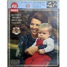 Point De Vue Images Du Monde N° 1187 Du 23/04/1971 - Cadeau Du Royaume D'angleterre Pour Les 45 Ans De La Reine Elisabeth. Beatrix Bientot Reine Des Pays-Bas ?