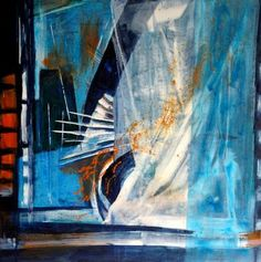 "Saatchi Art Artist Michelle Hold; Painting, ""I just lost my wing"" #art"