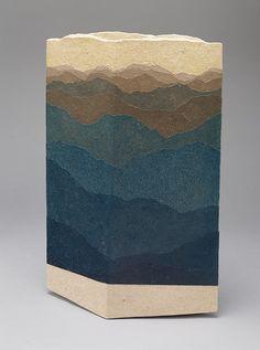 Miyashita Zenji (Japanese, 1939–2012)    Vase, ca. 1990. Stoneware