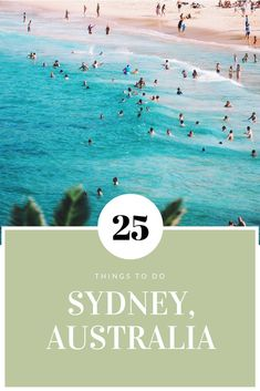 Use this Sydney Australia travel guide to plan your next trip to Sydney. Its a great list of things to do in Sydney as well as shows you what to see.