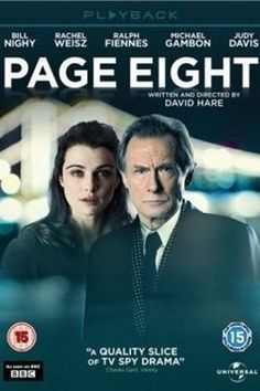 [TV Movie] A British intelligence officer learns too much and strikes a deal with the powers that be. Very slick political and espionage drama with a stellar performance by Bill Nighy at the center embodying a flawed, serious, honest and realistic character. Good acting and script throughout and an all star support.