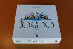 The Stations of Tokaido a review of Tokaido by Luke on Across the Board Games