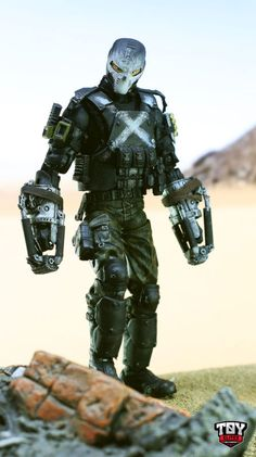 Crossbones (MCU) (Marvel Legends) Custom Action Figure