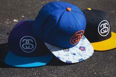c3e7d5ae3eb Stussy 2013 Spring Summer Headwear Collection - Delivery 2. StussyHypebeastSnapbackDeliveryEverythingSnapback  HatsBaseball Hat