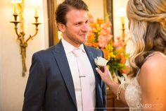 Brittany + Ben 5.7.16 Photo: Daus Foto Planner & Designer: Plum & Poppy  www.plumandpoppy.com  #plumandpoppy #boutonniere #weddingplanner #weddingdesigner