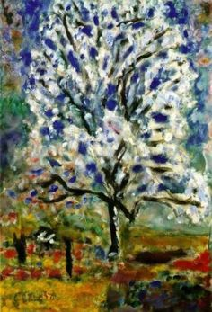 A lovely painting by Pierre Bonnard.