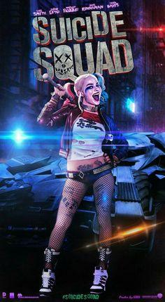 Harley Quinn Escuadrón Suicida