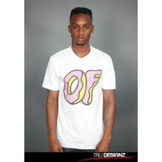 e6478ffd0cde0a   Sale   Ofwgkta Odd Future OF Doughnut T-Shirt
