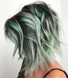 """5,025 Likes, 53 Comments - behindthechair.com (@behindthechair_com) on Instagram: """"* Chocolate Chip Mint ... by @erin.boha_hair using #STYLISTCHOICEAWARDS Winner #pulpriothair…"""""""