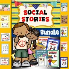 Revisited & updated!NEW BEHAVIOUR REFLECTIONS SHEETS ADDED!This Social Story Bundle  includes 10 of my best selling Social Stories plus 6 Social Story strips. I've also added some handy behaviour sorting sheets and 2 behaviour posters to use as reminders.