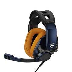 Sennheiser the GSP 600 gaming headphones now available in two different colors Gaming Headset, Gaming Headphones, Acoustic Design, Background Noise, High End Audio, Gaming Accessories, Noise Cancelling, Xbox One, Gaming