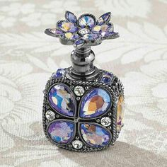 Rhinestone Perfume Bottle - Bing Images