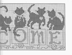 Ângela Bordados: Acreditam que ainda não consegui bordar meus gatos rsrsrs um dia quem sabe? rsrs Cat Cross Stitches, Cross Stitch Bird, Beaded Cross Stitch, Cross Stitch Charts, Cross Stitching, Swedish Embroidery, Cute Embroidery, Hand Embroidery Stitches, Cross Stitch Embroidery