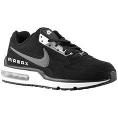Nike Air Max LTD - Men's - Black/White/Dark Grey