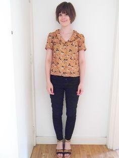 Mimi blouse