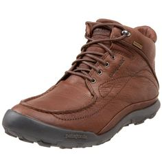 Patagonia Men`s Elmer Waterproof Casual Walking Boot,Dried Vanilla,7.5 M US $88.14