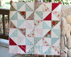 Pinwheels - I'm really into pinwheels these days and this is another pretty example.