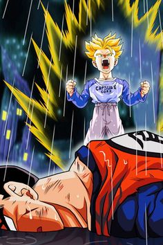 Dbz- One of the saddest moments.. :(