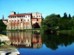 Fiume Adda, Lombardia Italy