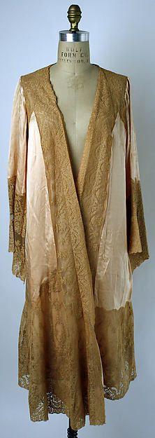 Early 1930s Best & Co. Tea Gown