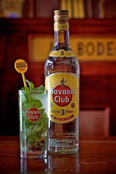 La Bodeguita del medio - Mojito - Havana Club - Havana/Cuba
