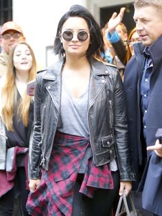 Demi Lovato out in New York - May 3rd