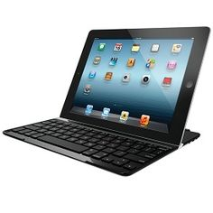Logitech Ultrathin Keyboard Cover for using the IPad as as creative writing tool.