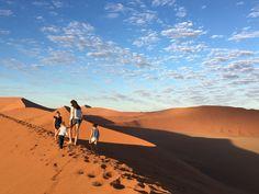 Namibie: Itinéraire de notre Road Trip en famille Sossusvlei, Desert, Namib, Namibia Road trip Poesy by Sophie