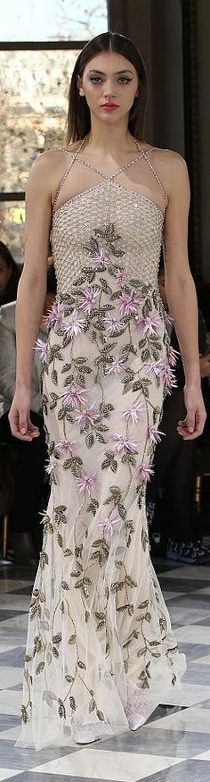 Georges Hobeika couture 2016 SS
