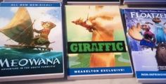 The bootleg DVDs in Zootopia refer to Disney movies, including ones that weren't out yet like Gigantic and Frozen 19 Little Disney Movie Details That Will Blow Your Damn Mind Baymax, Big Hero 6, Inside Out Riley, Jessie Doll, Disney Buzzfeed, Walt Disney, Zootopia 2016, Disney Easter Eggs, Cat Dressed Up