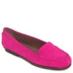 Women's Aerosoles Nu Day - Pink Suede