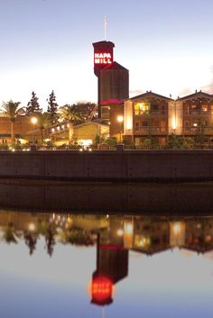 Downtown Napa is now a hot destination for food-savvy travelers and oenophiles. #Jetsetter