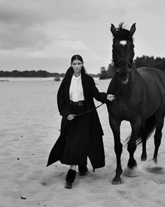 Emilia Nawarecka for Harper's Bazaar Poland October 2014