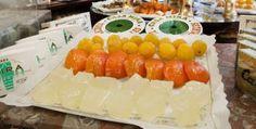 Fruta escarchada Casa Mira