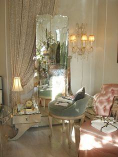 The Shabby Chic décor style popularized by Rachel Ashwell and Arhaus seeks to have an opulent vintage look. Shabby Chic furniture is given a distressed look by covered in sanded milk paint.