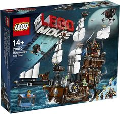 Lego #70810 Metalbeard's Sea Cow