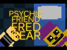 Psychic Friend FredBear - By MatPat - YouTube