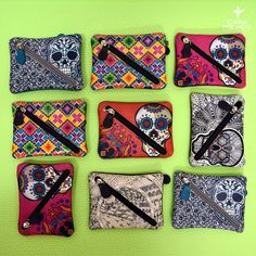 Arte Popular, Mexican Crafts, Coin Purses, Mexican, Accessories, Clothing