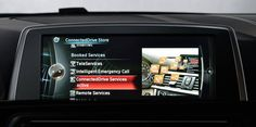 BMW Innovations at Consumer Electronics Show (CES) 2015 in Las Vegas. BMW ConnectedDrive Store: Extreme flexibility when booking digital services and features. Car Ui, Technology World, Emergency Call, Consumer Electronics, Remote, Las Vegas, Innovation, Bmw, Digital