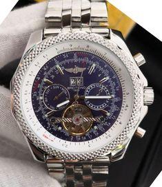 Relógio BREITLING™ BENTLEY MOTORS SPECIAL EDITION V2 – A25362 – Blue – Réplica Premium AAA+ Bentley Motors, Breitling Bentley, Accessories, Woman Watches, Luxury, Ornament