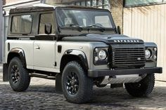 Land Rover Defender AUTOBIOGRAPHY 90 Limited Edition - Land Rover Defender Icon