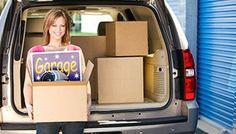 mobile-storage-boxes Mobile Storage, Storage Facility, Storage Boxes, Garage, Storage Crates, Carport Garage, Garages, Car Garage, Carriage House