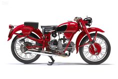 Moto Guzzi Airone Sport    This model is in my fam´s history!