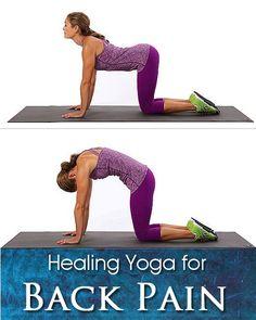 20 Amazing Yoga Poses For Back Pain