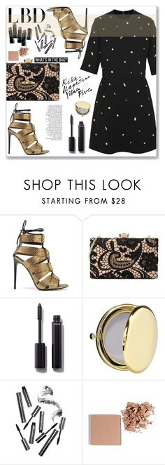 """""""LBD"""" by cowseatchard ❤ liked on Polyvore featuring Tom Ford, Love Moschino, Chanel, Estée Lauder, Bobbi Brown Cosmetics and Trish McEvoy"""
