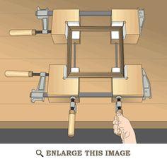 4-Corner Clamp Block Jig
