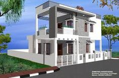 Share Construction - We offer Independent House in Mysore, Karnataka. Find here details about our company including contact and address Independent House, House Elevation, This Is Us, Construction, House Design, Nice, House Styles, Modern, Houses